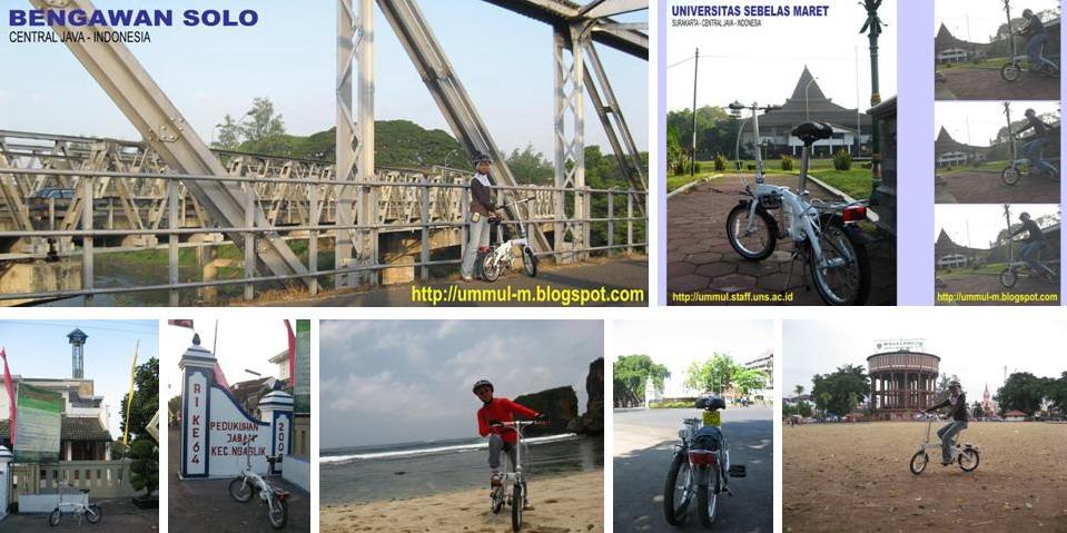 Bersepeda, Berarsitektur dan Pembelajaran Arsitektur
